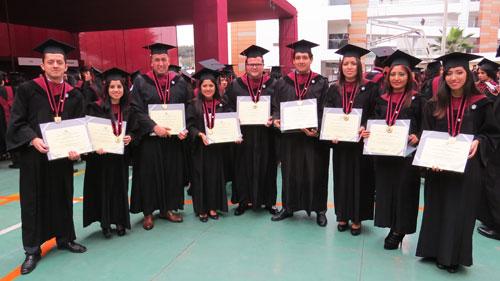 Graduación 2015-2
